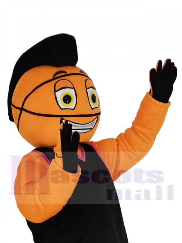 Basketball Homme costume de mascotte