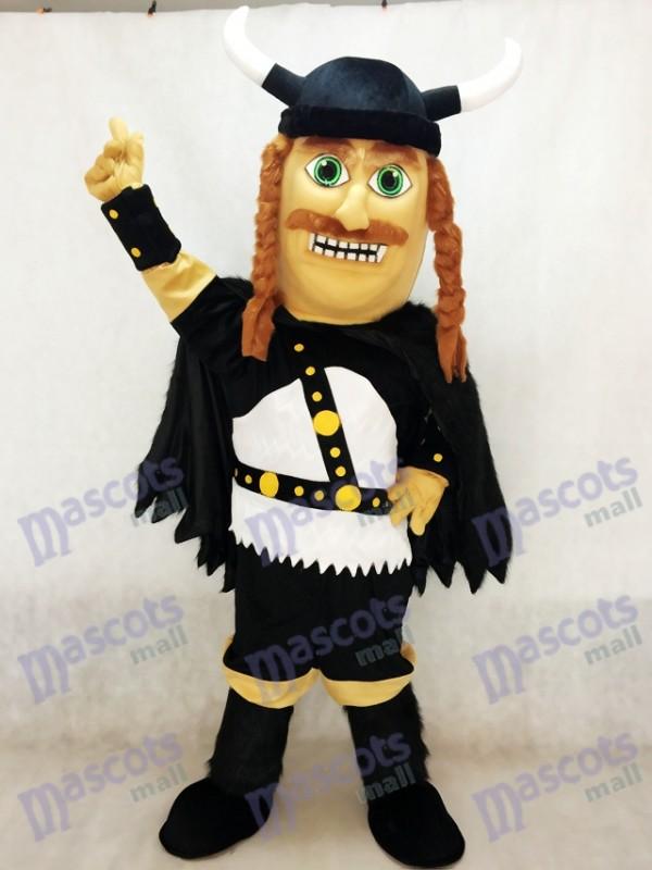 Costume de mascotte Viking adulte