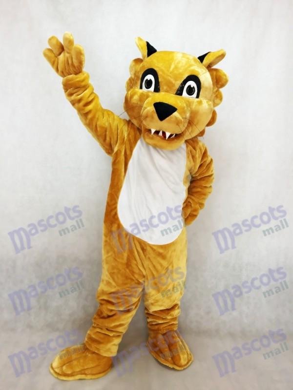 Costume de mascotte de Cougar Paws