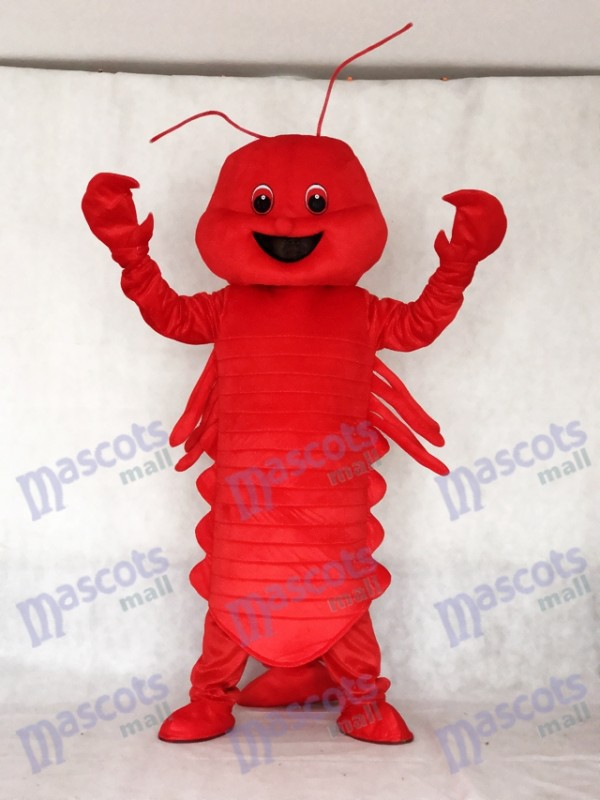 Nouveau Costume Mascotte Red Lobster Ocean
