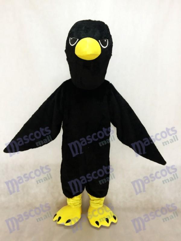 Costume mignon de mascotte de Corbeau Corbeau