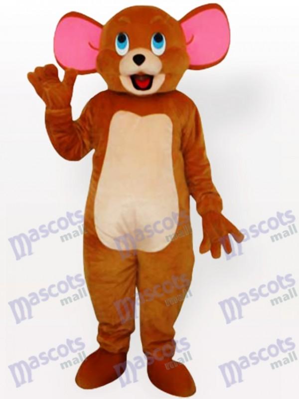 Costume drôle de mascotte animal souris Henry