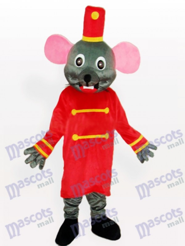 Déguisement de mascotte animalière Porter Mouse