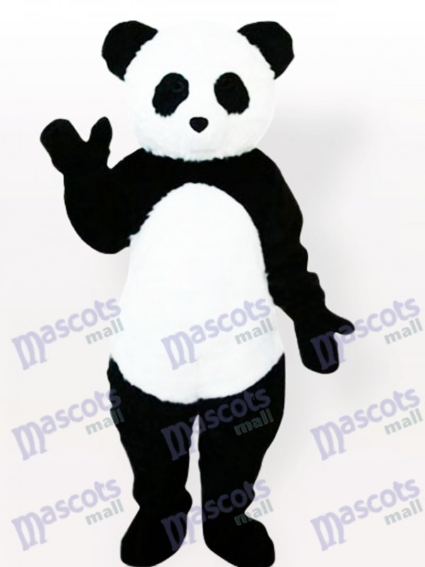 Costume de mascotte adulte Panda Animal Type F