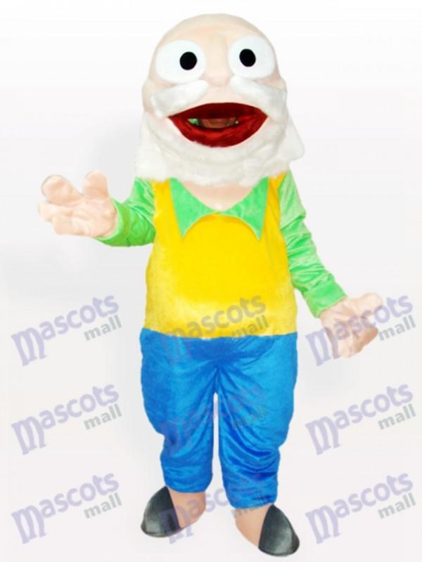 Doctor Du Costume de mascotte adulte de dessin animé