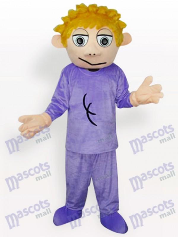 Costume de mascotte adulte garçon anime