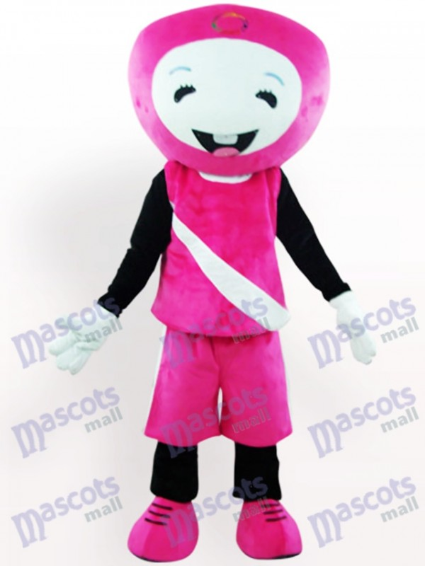 Garçon en costume de mascotte adulte Cartoon Aoyuan amant