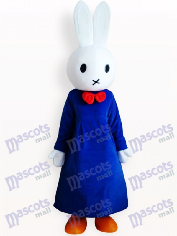 Miffy Costume de mascotte de lapin adulte
