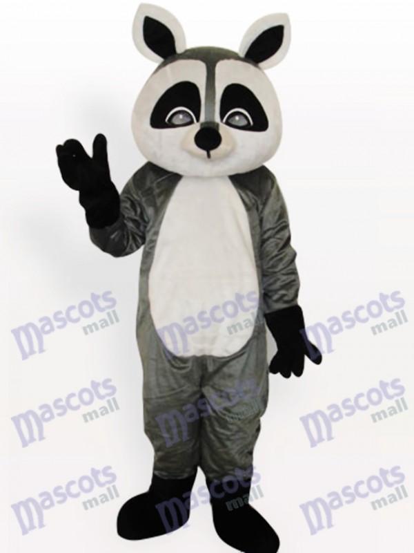 Costume de mascotte adulte de raton laveur