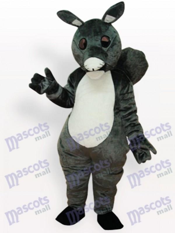 Costume de mascotte adulte animal écureuil